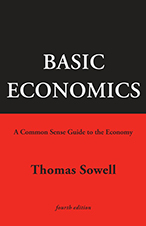 Basic Economics 4th Ed book cover