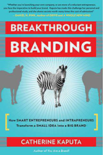 Breakthrough Branding book cover