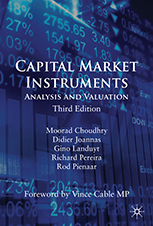 Capital Market Instruments book cover