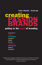 Creating Passion Brands book cover