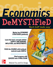 Economics DeMYSTiFieD book cover