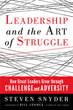 Leadership and the Art of Struggle book cover