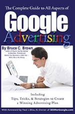The Complete Guide to Google Advertising book cover
