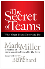 The Secret of Teams book cover