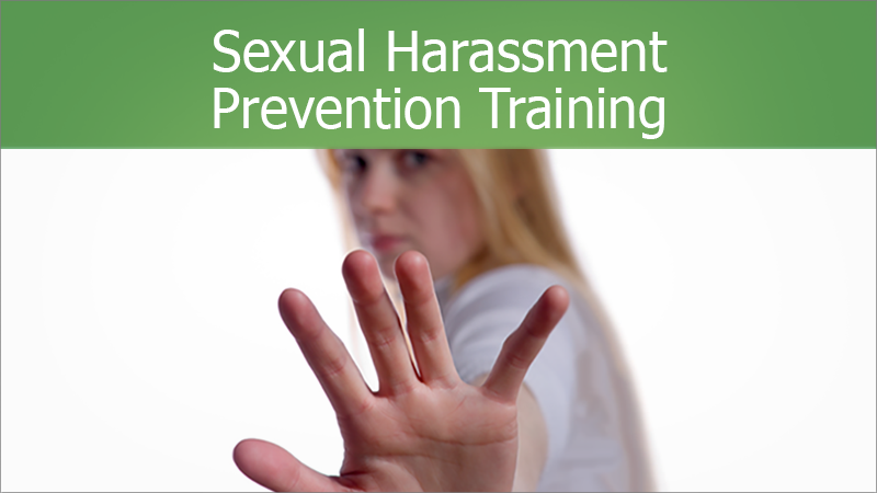 Sexual harassment training tips