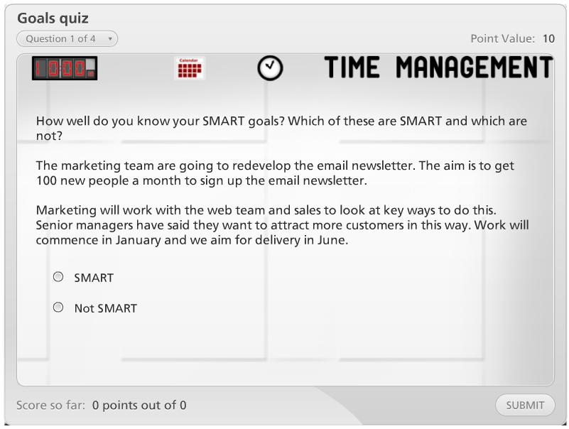 Time Management Improve Your Time Management Goal