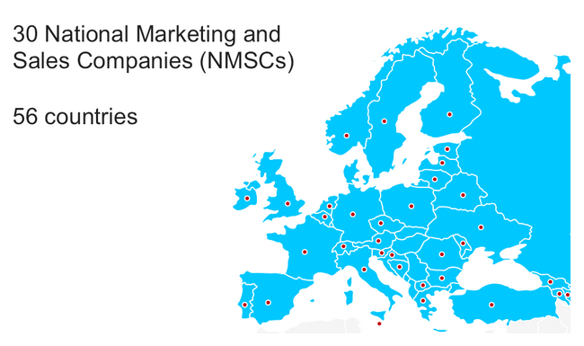 National Marketing and Sales