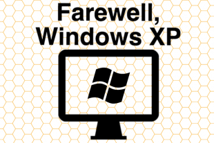 Farewell, Windows XP!
