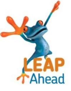 LEAP Ahead