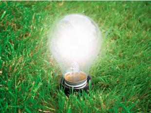 Sustainability Lightbulb