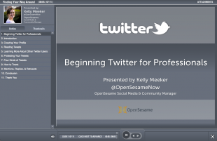 How to Use Twitter: A Few eLearning Courses
