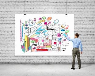 Ideas on Whiteboard