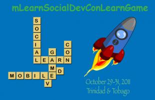Announcing mLearnSocialDevConLearnGame