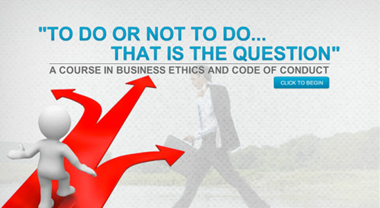 business code of ethics Ethics and anti-corruption  the secure movement of data is essential to our business,  dial the at&t direct® code when prompted, dial 800-424-2965 mail.