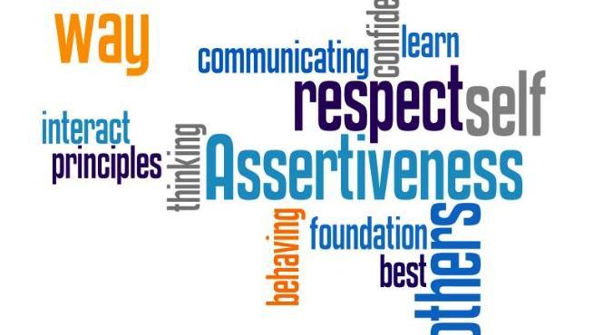 Assertiveness training course outline