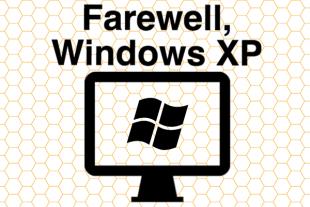 Farewell, Windows XP!