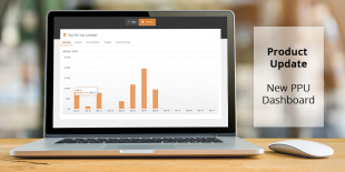 OpenSesame PPU Dashboard on laptop screen