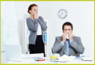 Office Health Sneeze