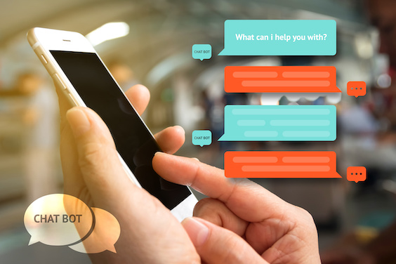 5 tips for using chat bots in marketing and sales