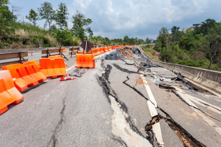 Earthquake safety and preparedness