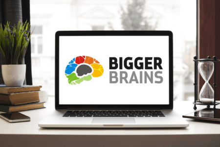 Bigger Brains partner press release
