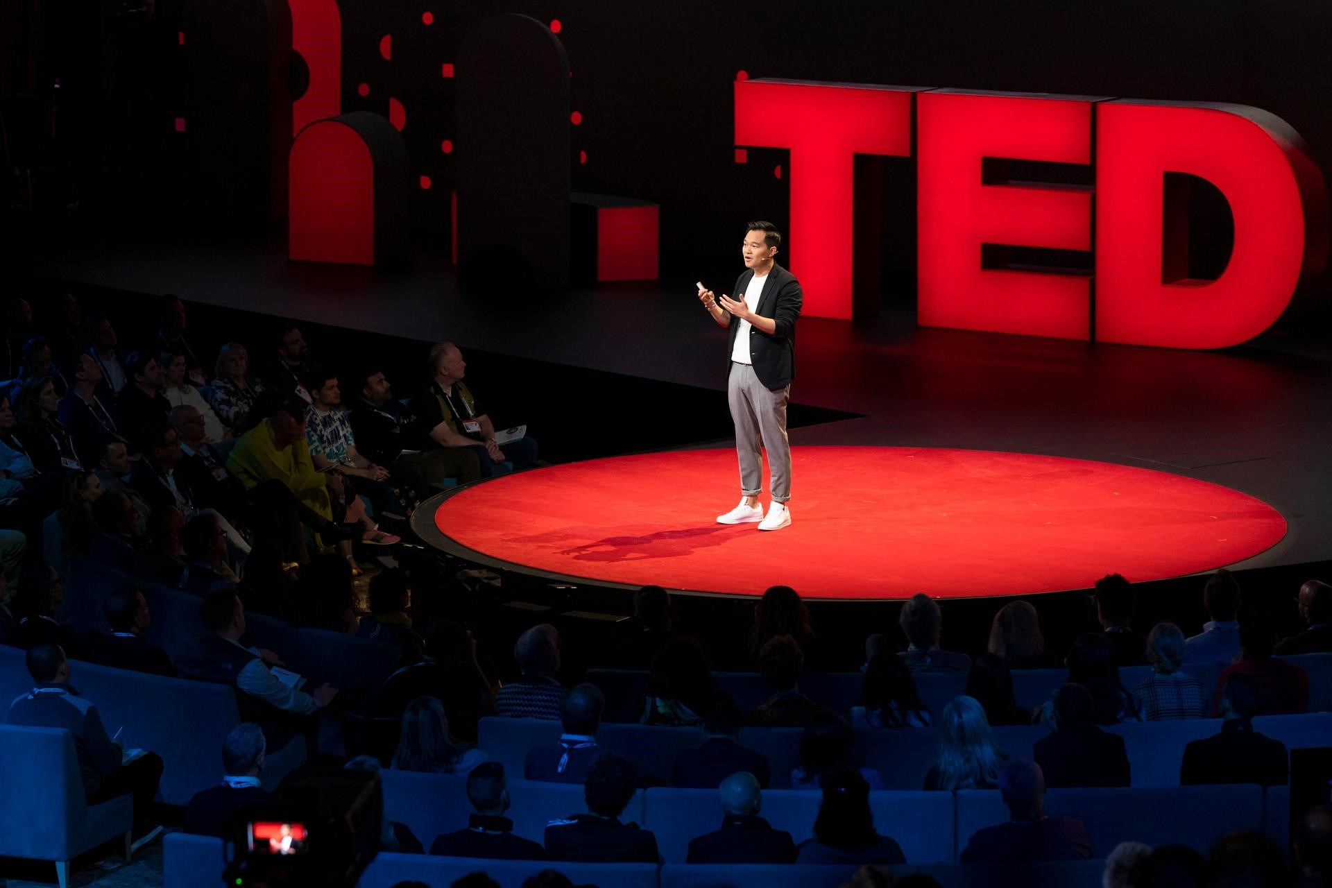 TED Talk OpenSesame