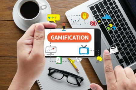 Levelling up with gamification