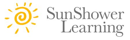 Sunshower learning