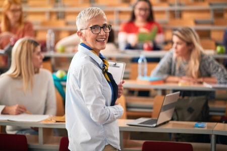 Women teachers in history