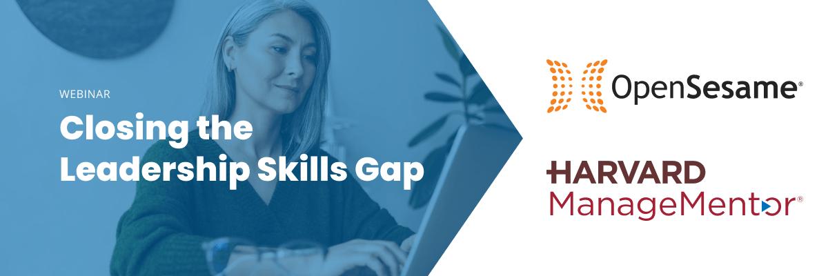 Harvard | Leadership Gap Webinar